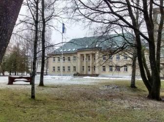 Kooliprojekt Antsla gümnaasiumis
