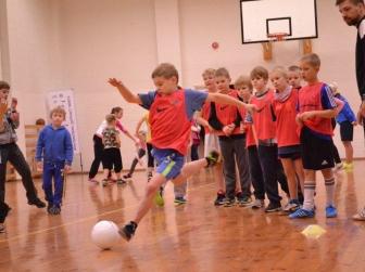 Jalgpall kooli!