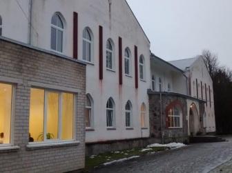 Kooliprojekt Vändra gümnaasiumis
